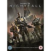Halo: Nightfall DVD