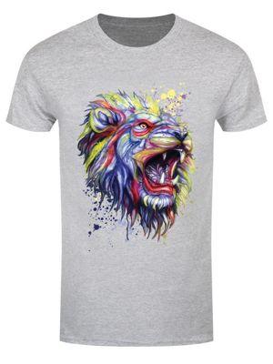 Unorthodox Makunga Rainbow Men's T-shirt, Grey
