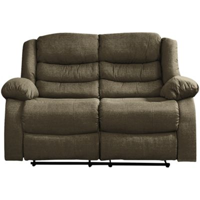 Sofa Collection Des Moines 2 seat recliner - Brown