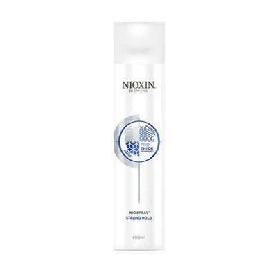 Nioxin 3D Styling Pro Thick Niospray Strong Hold 400ml