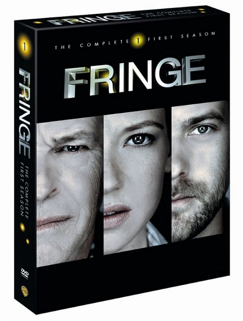 Fringe Season 1 (DVD Boxset)