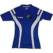 Kooga Pro Tech Tight Fit Match Shirts - Blue