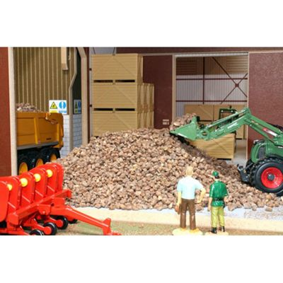 Brushwood Bt2076 Bulk Potatoes - 1:32 Farm Toys