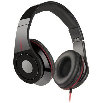 SPEEDLINK Crossfire Design Headphones, Black (SL-8500-BK)