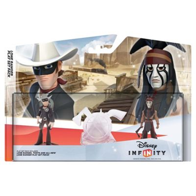 Infinity Lone Ranger Playset Pack
