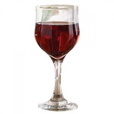 Ravenhead Tulip Red Wine Glasses 240 ml - Set of 4.