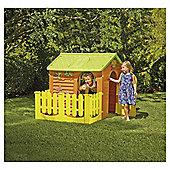 Tesco Garden House New With Fence
