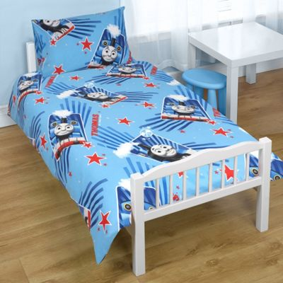 Thomas The Tank Engine Junior Bed Bedding Set. Buy Thomas The Tank Engine Junior Bed Bedding Set from our All