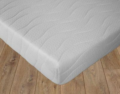 Ultimum AFVLP190 Latex and Reflex Foam Small Double 4 0 Mattress - Firm