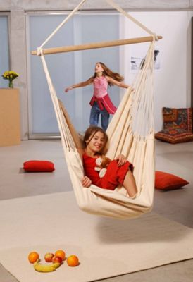 Amazonas Brasil Hanging Chair in Natura