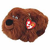 TY Beanie Babies Plush - Secret Life of Pets Movie Soft Toy - Duke