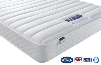 Silentnight Taplow Single Mattress, Miracoil Memory