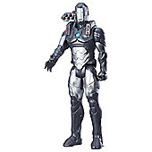Avengers Titan Hero Series War Machine 12 Inch Action Figure