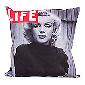 LIFE® Scatter Cushion - Marilyn Monroe