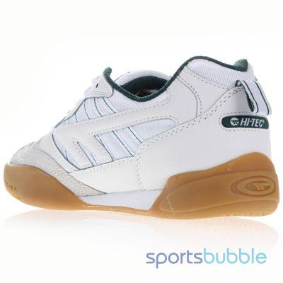 The Original Hi-Tec Sports Squash Classic Men's and Junior Court Shoe SIze 4