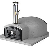 DIY Wood Fired Pizza Oven Kit - Build Your Own Pompeii 100 Outdoor Oven