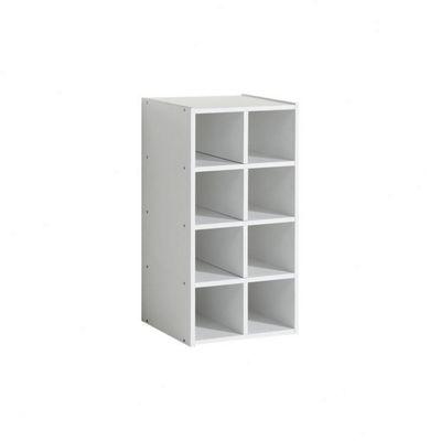Elements Polar 8 Shelf Modular Storage Unit