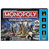 Monopoly Here & Now World Edition Game