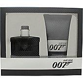 James Bond 007 Gift Set 50ml EDT + 150ml Shower Gel For Men
