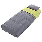 Tesco Single  Airbed and Bedding