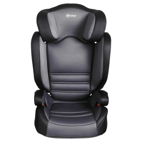 My Child Expanda Car Seat, Group 2-3, Black