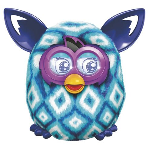 Furby Boom Sunny Blue Diamonds