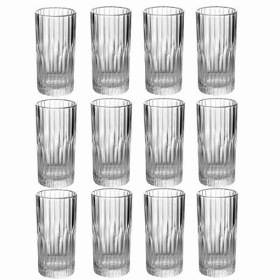 Duralex Manhattan Water / Juice Hiball Glasses - 305ml - x12