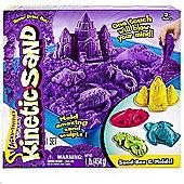 Kinetic Sand Box Set - Magic Play Sand - Spinmaster