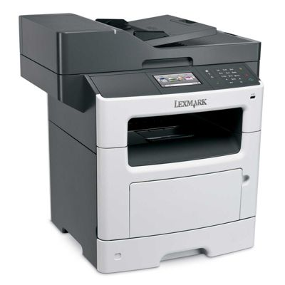 Lexmark MX511de Mono Laser Multifunction Printer (Print/Copy/Scan/Fax) 512MB (4.3 inch) Colour Touchscreen 42ppm (Mono)