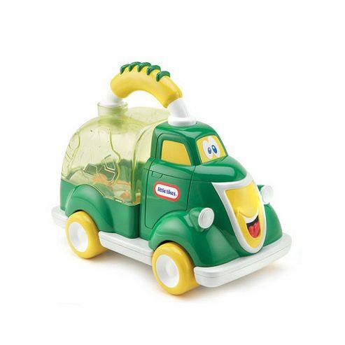 MGA Entertainment Little Tikes Handle Haulers Pop Haulers Garbage Truck