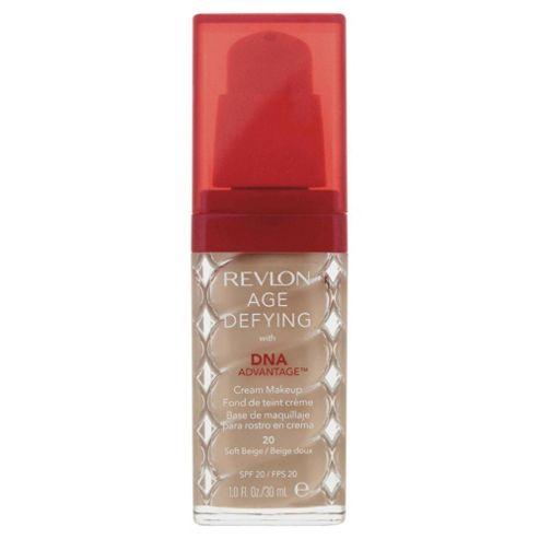 Revlon Age Defying with DNA Advantage™ Cream Makeup Soft Beige