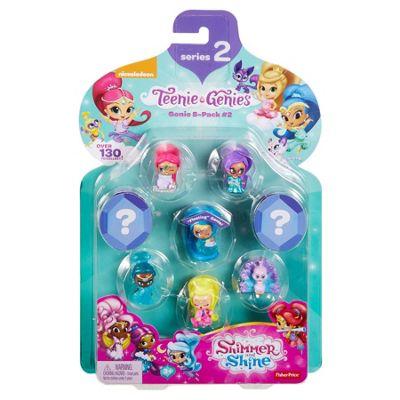 Shimmer & Shine Teenie Genies Series 2 - 8 pack #Pack 2 #FCY60