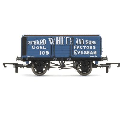 HORNBY Wagon R6757 7 Plank Richard White & Sons