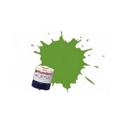 Humbrol Paint No 38 Lime Gloss - 12 ml Acrylic
