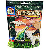 Kids Create Dinosaur Mould and Paint Kit