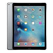 """Apple 12.9"""" iPad Pro with Wi-Fi + 4G - 256GB – Space Grey"""