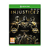 Injustice 2: Legendary Edition- Xbox One