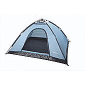 North Gear Camping 4 Man Instant Pop Up Tent Festival Rapid Tent