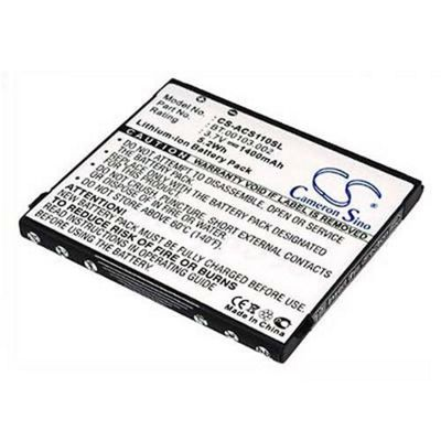 Acer Battery 1400mAh Lithium-Ion (Li-Ion) 3.7V rechargeable