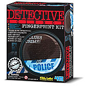 Detective Science Fingerprint Kit 4135 - Great Gizmos