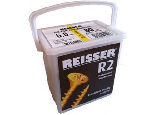 Reisser R2 4 x 40 c/w 2 x 25 pzd bi torsion Bulk Tub Qty 1200