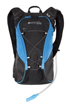 Mountain Warehouse Raid 5L Hydro Bag - Blue