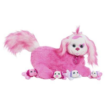 Puppy Surprise Plush: Lexi (Pink) - Wave 8