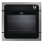 New World NW601G Single Gas Oven Stainless Steel