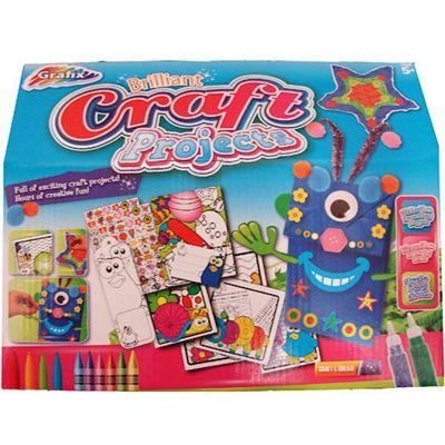 Grafix Brilliant Craft Projects Set
