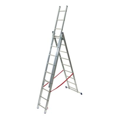 TB Davies Light Duty 4Way 2.58m (8.46ft) Combination Ladder
