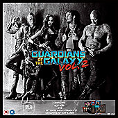 Guardians of The Galaxy Vol. 2 Big Sleeve (DVD, Blu-Ray & Vinyl LP)