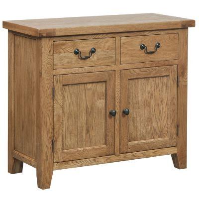 Tavistock Oak 2 Drawer Sideboard