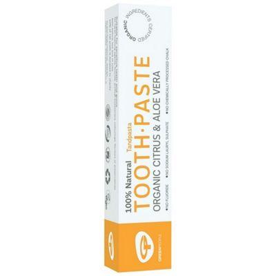 Citrus & Aloe Vera Toothpaste