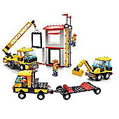 Block Tech Extra Large Construction Crew Set